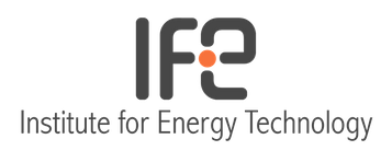 Logo til Institute for Energy Technology